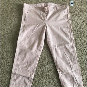 Gap striped skinny pants new with tag